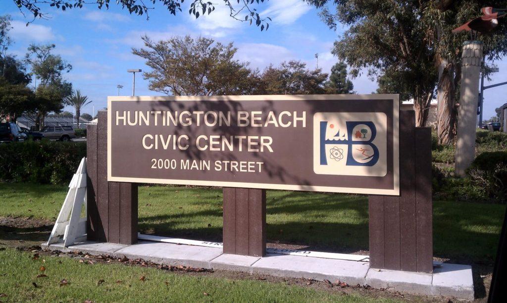 Huntington Beach City Jail